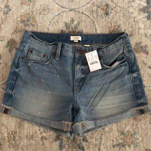 NWT JCrew Shorts 25